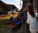 Bangkok Water Market