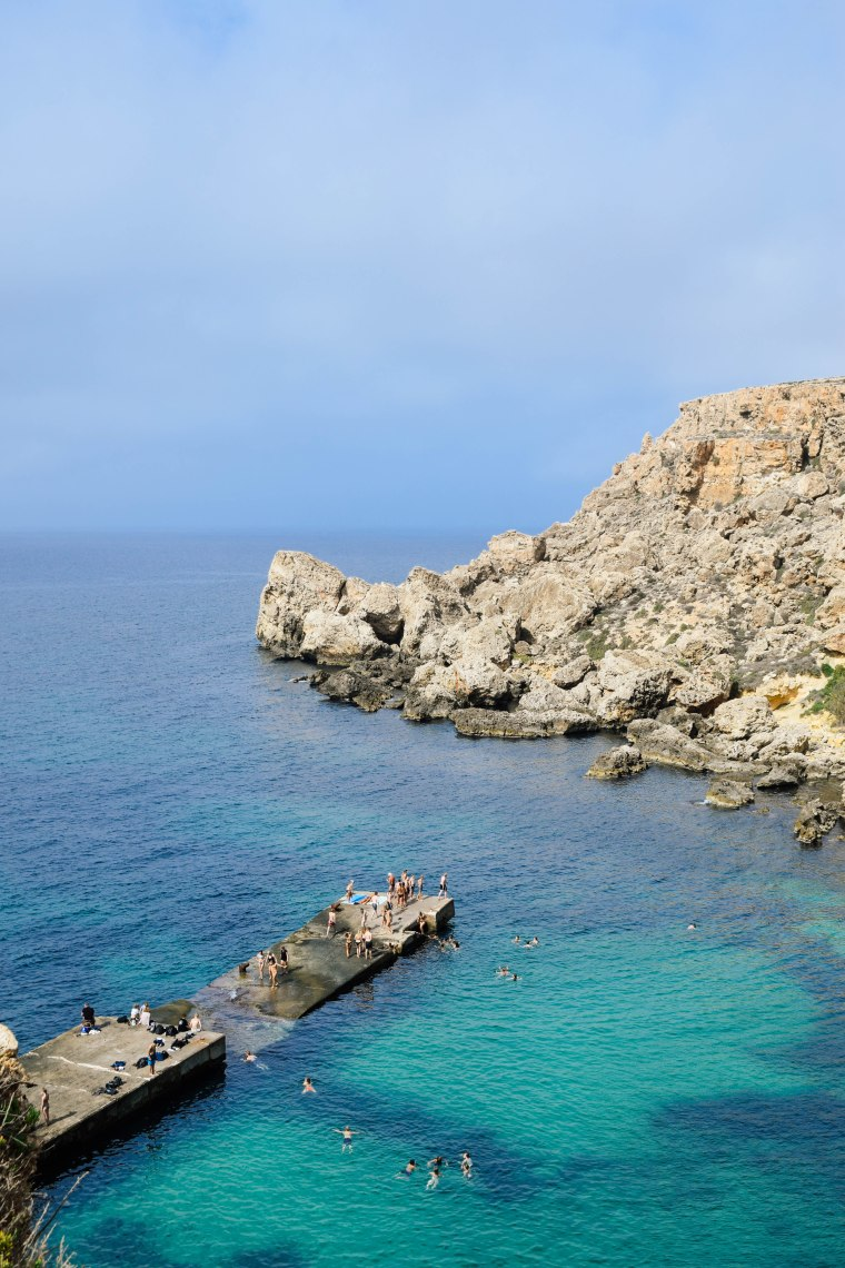 Popeyes Village, Malta